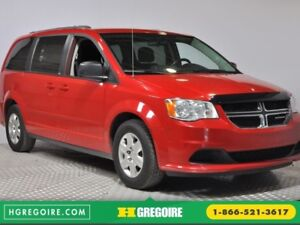 2013 Dodge GR Caravan SXT A/C Bi-Zone STOW-N-GO Cruise USB/MP3