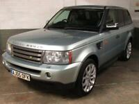 July 2005 LAND ROVER RANGE ROVER SPORT 2.7 TDV6 AUTO SE * Heated Elec.Leather *