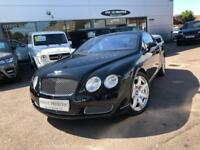 2005 Bentley Continental MULLINER GT Coupe 6.0 Petrol black Automatic