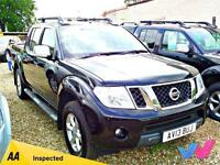 Nissan Navara 2.5 2.5 Dci Tekna 4X4 Double Cab Pick-Up