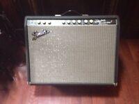 Original Fender Custom Vibralux Reverb  Electric Guitar Amp