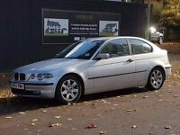 Bmw 320d compact sale or swap for big