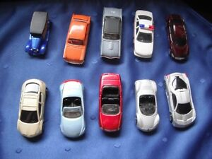 Maisto - 15 Die Cast Cars in Near Mint Condition - REDUCED