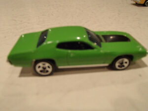 Hot Wheels 1971 Plymouth GTX Loose 1:64 scale diecast car. LOO Sarnia Sarnia Area image 2