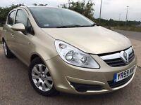 Vauxhall Corsa automatic 1.4 petrol 12M mot