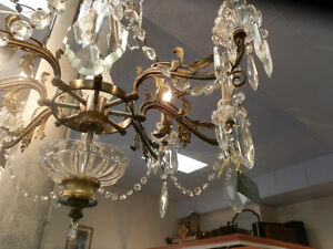 Large selection of antique lamps and light fixtures Kitchener / Waterloo Kitchener Area image 4