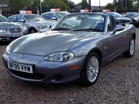 2005 Mazda MX-5 1.8 Arctic Limited Edition 2dr