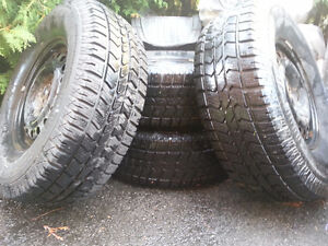 Jeep Wrangler Winter Artic Tires and Wheels Gatineau Ottawa / Gatineau Area image 2