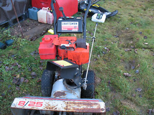 Craftsman II 8/25 6spd Snowblower, ready to go! Asking $275 obo Prince George British Columbia image 2