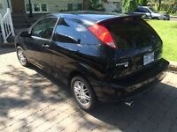 Ford Focus GFX 2007 low mileage