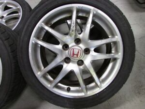 JDM Acura RSX DC5 Type R 215/45R17 Rims Tires