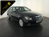 2008 MERCEDES C220 ELEGANCE CDI 4 DOOR SALOON 170 BHP FINANCE PX WELCOME
