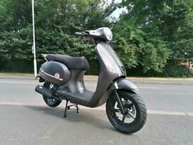 Brand new Neco Azzuro S 50cc retro stylish 50 scooter moped learner legal