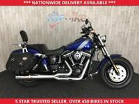 HARLEY-DAVIDSON DYNA FXDF DYNA FAT BOB 103 1690 ONE OWNER LOW MILES 2015 65