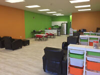 **Spruce Grove Children's Party Space**