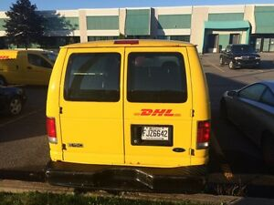 Ford. Ecoline e150 used 514 691 2445 West Island Greater Montréal image 3