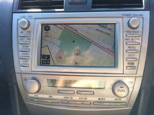 2005 - 2009 TOYOTA AURION CAMRY GENUINE GPS VOICE NAVIGATION Spearwood Cockburn Area Preview