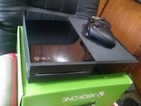 XBOX ONE 5 GAMES £200