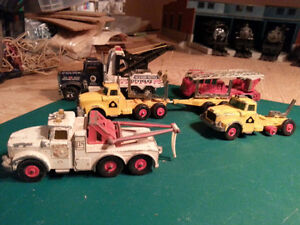 Matchbox Lot of 5 Large Vehicles