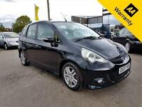 2007 HONDA JAZZ 1.3 DSI SPORT 82 BHP! SPORTS! 2 OWNERS!LOW MILEAGE! NEW MOT!