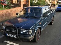Tata Loadbeta Pickup Truck 2001 new MOT