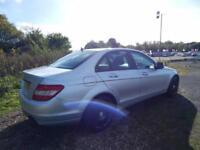 Mercedes C200 Cdi Se Automatic Nav
