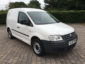2008 Volkswagen Caddy 2.0 SDI PD Panel Van 4dr 12 MONTHS MOT, PX TO CLEAR
