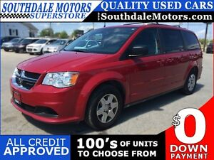 2012 DODGE GRAND CARAVAN AMERICAN VALUE PACKAGE * LOW KM * POWER