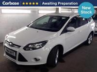 2014 FORD FOCUS 1.6 TDCi 115 Zetec 5dr Estate