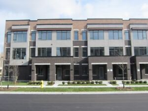 Brand New Luxury Townhouse for Rent in the Heart of Maple