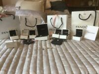 Genuine pandora bracelet & charms with boxes