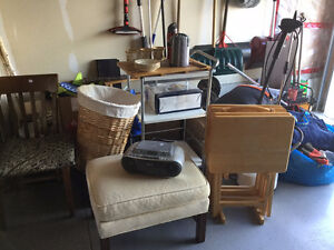 GARAGE SALE Furniture, Jewellery and More!