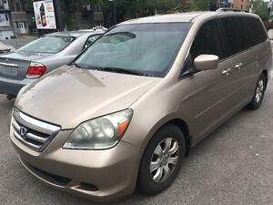 2005 Honda Odyssey . Minivan, Van