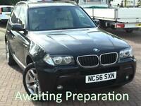 2006 (56) BMW X3 2.0d M Sport