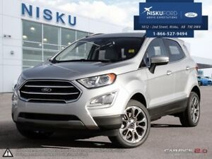 2018 Ford EcoSport Titanium 4WD  - Package