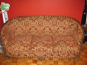 3 piece Antique couches