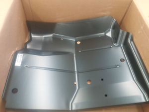 Jeep YJ drivers side floor pans