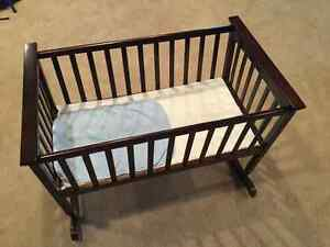 Cradle for sale (wooden) Strathcona County Edmonton Area image 1