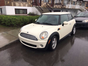 Mini Cooper 2008 - FULL OPTIONS -AUTOMATIC- Perfect Condition
