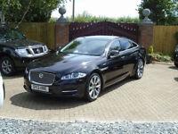 2013 Jaguar XJ Series 3.0TD SWB ( s/s ) Auto XJ Portfolio 32000 MILES !!