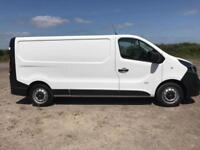 Vauxhall Vivaro 2900 1.6Cdti 120Ps H1 Van DIESEL MANUAL WHITE (2017)