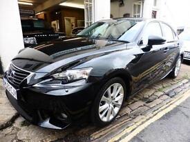 Lexus IS 300h Luxury auto low mileage PETROL AUTOMATIC 2013/63