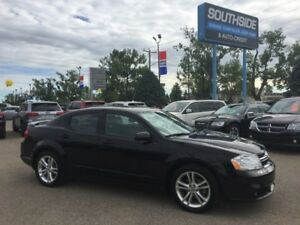 2013 Dodge Avenger SXT  w/ Sunroof, Heated Seats