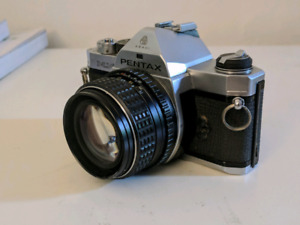 Pentax MX Manual 35mm SLR Camera