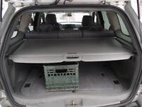 Retractable Cargo Security Cover / G. Cherokees