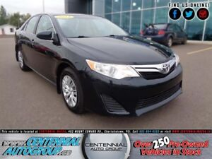 Toyota Camry 4dr Sdn I4 Auto 2014