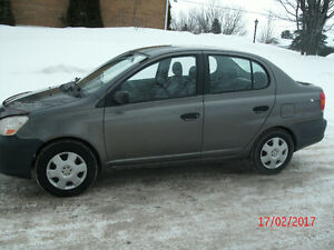 2004 Toyota Echo Berline