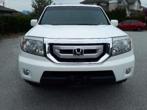2009 Honda Pilot 4WD Touring $14900