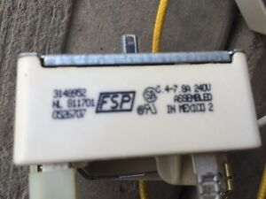 Fridgaire... Resisters,/control switch