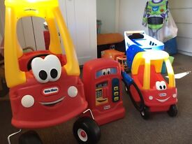 Little tikes collection